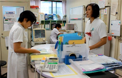 Thông báo tuyển chọn ứng viên điều dưỡng, hộ lý sang làm việc tại Nhật Bản (khóa 3 năm 2014)