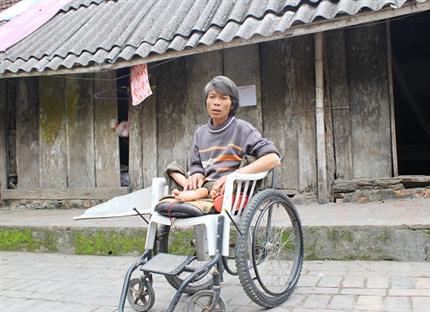 Bộ trưởng: Làm rõ, xử nghiêm việc thiếu tiền trợ cấp của người tàn tật