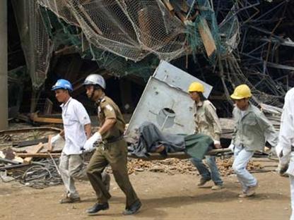 Tình hình tai nạn lao động 06 tháng đầu năm 2014