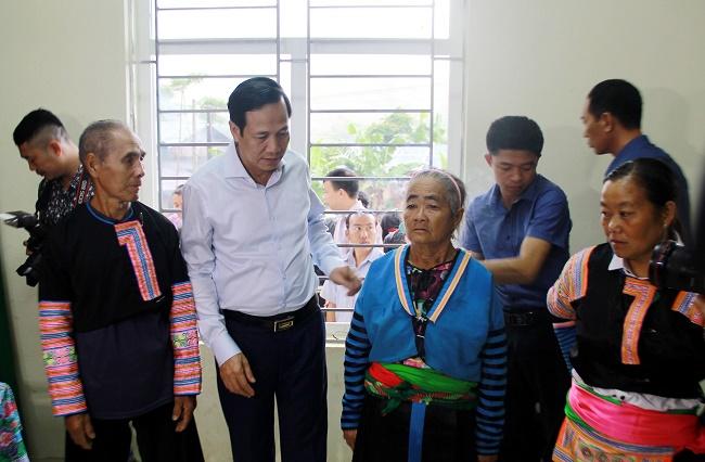 Bộ trưởng Đào Ngọc Dung: Liệt sĩ Thao Văn Súa là tấm gương hy sinh vì nước, vì dân   - Ảnh 4