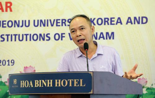Hợp tác đào tạo với Hàn Quốc  nâng cao chất lượng nguồn nhân lực - Ảnh 3
