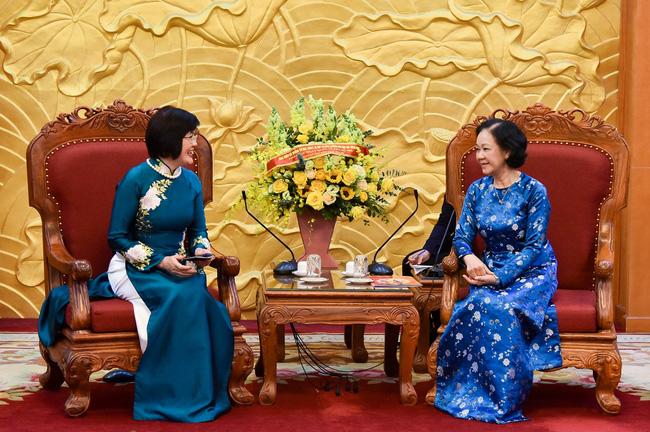 Tích cực góp phần hỗ trợ, thúc đẩy công tác bình đẳng giới của Việt Nam, khu vực và thế giới - Ảnh 1.