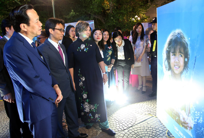 Việt Nam ưu tiên đầu tư thiết thực nhất tới mọi trẻ em hướng tới tương lai  - Ảnh 5.