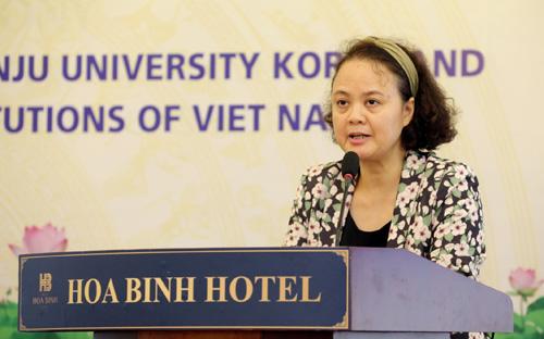 Hợp tác đào tạo với Hàn Quốc  nâng cao chất lượng nguồn nhân lực - Ảnh 2