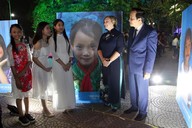 Việt Nam ưu tiên đầu tư thiết thực nhất tới mọi trẻ em hướng tới tương lai  - Ảnh 4.