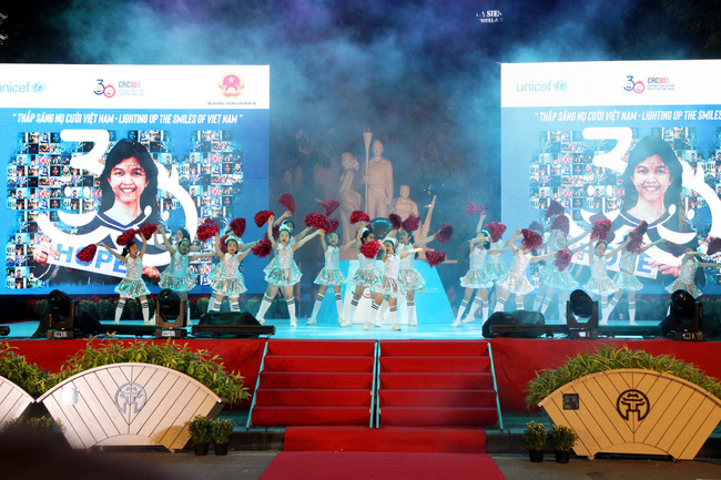 Việt Nam ưu tiên đầu tư thiết thực nhất tới mọi trẻ em hướng tới tương lai  - Ảnh 8.