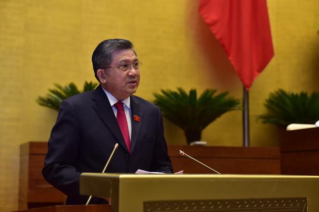 95,24% ĐBQH tán thành Việt Nam gia nhập Công ước số 105 của ILO về xóa bỏ lao động cưỡng bức - Ảnh 2.