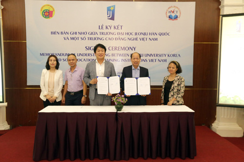 Hợp tác đào tạo với Hàn Quốc  nâng cao chất lượng nguồn nhân lực - Ảnh 5