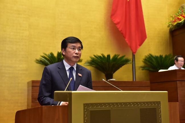 95,24% ĐBQH tán thành Việt Nam gia nhập Công ước số 105 của ILO về xóa bỏ lao động cưỡng bức - Ảnh 3.