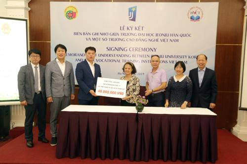 Hợp tác đào tạo với Hàn Quốc  nâng cao chất lượng nguồn nhân lực - Ảnh 1