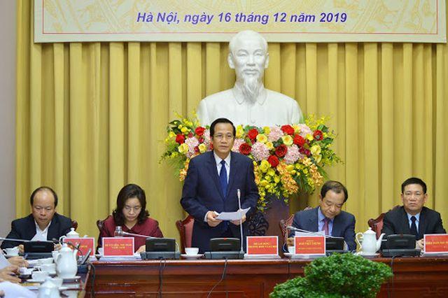 Công bố Lệnh của Chủ tịch Nước đối với 11 luật